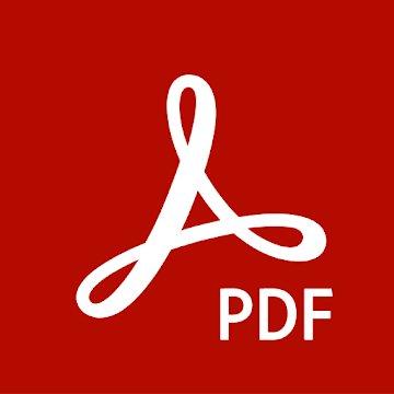logotipo de adobe acrobat reader