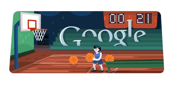 Juegos de baloncesto ocultos de Google