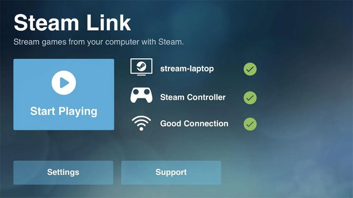 mejor-android-tv-apps-steam-link